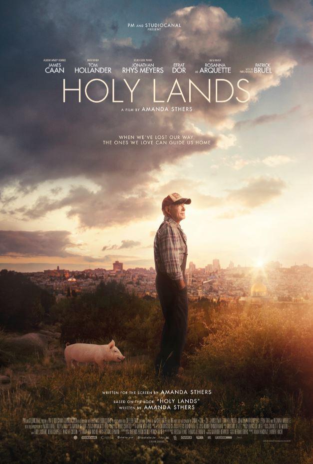 Holy Lands (Les terres saintes)