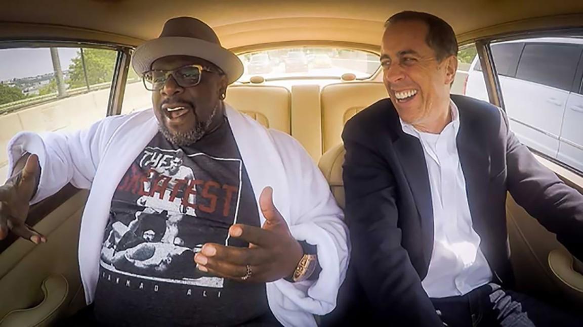 Comedians in Cars Getting Coffee - Season 9