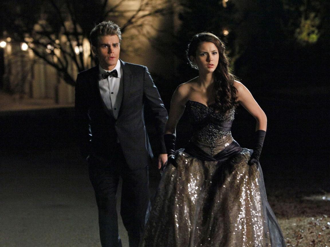 The Vampire Diaries - Season 3 Episode 14: Dangerous Liaisons