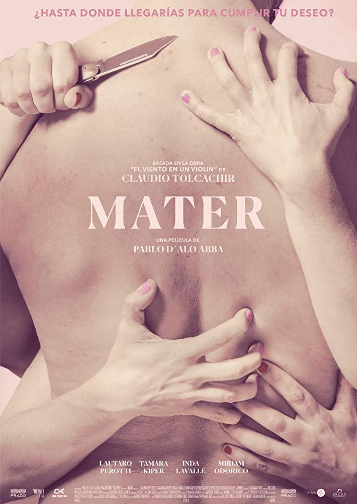 Mater [Sub: Eng]