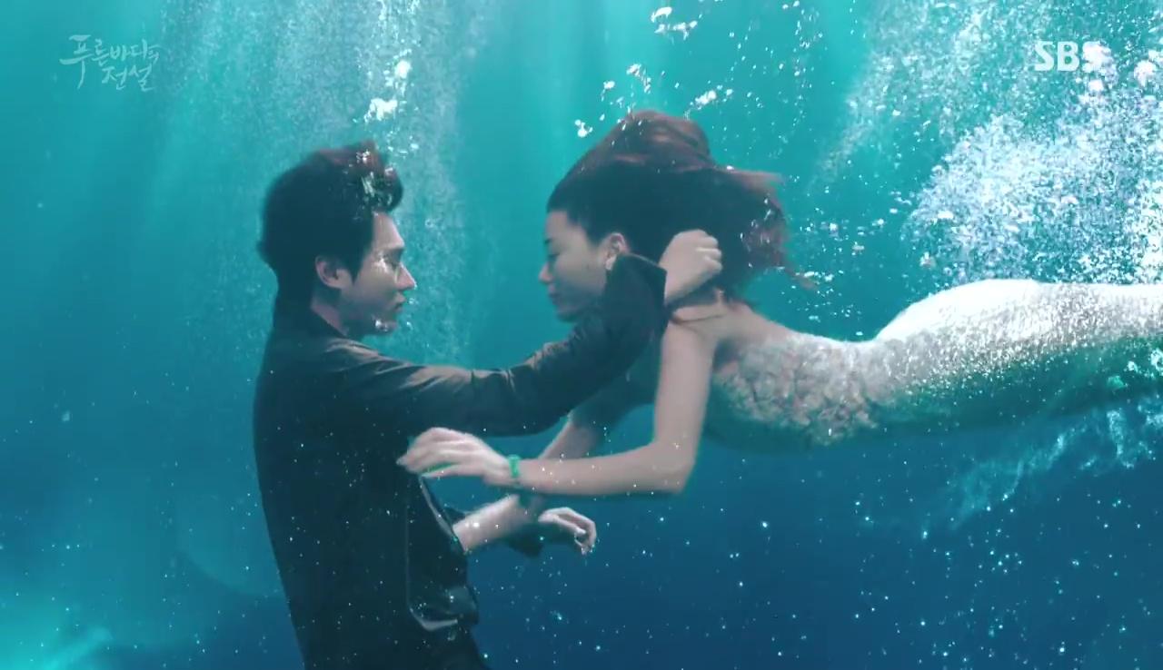 The Legend of the Blue Sea - Season 1