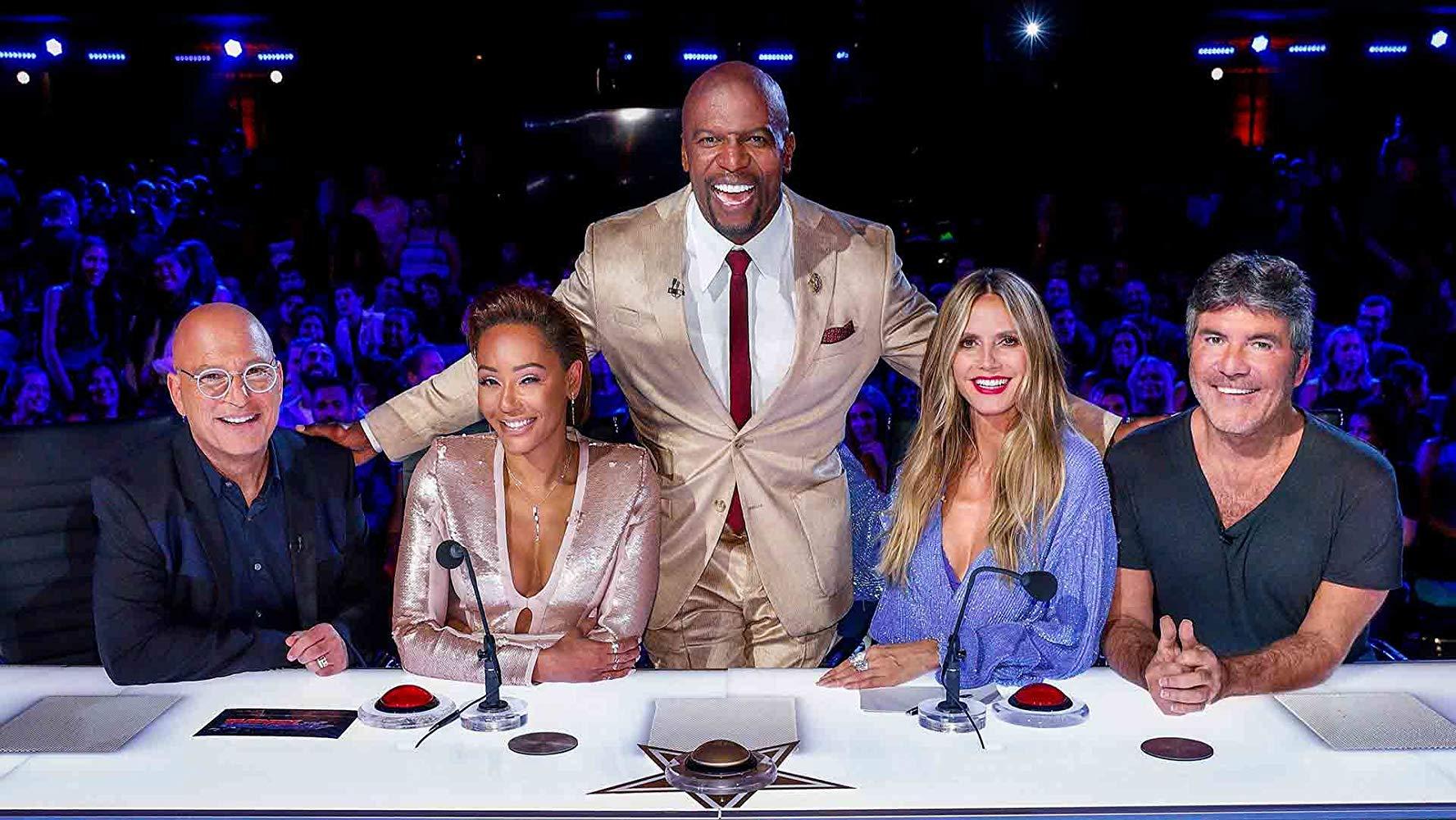 America's Got Talent: The Champions - Season 1