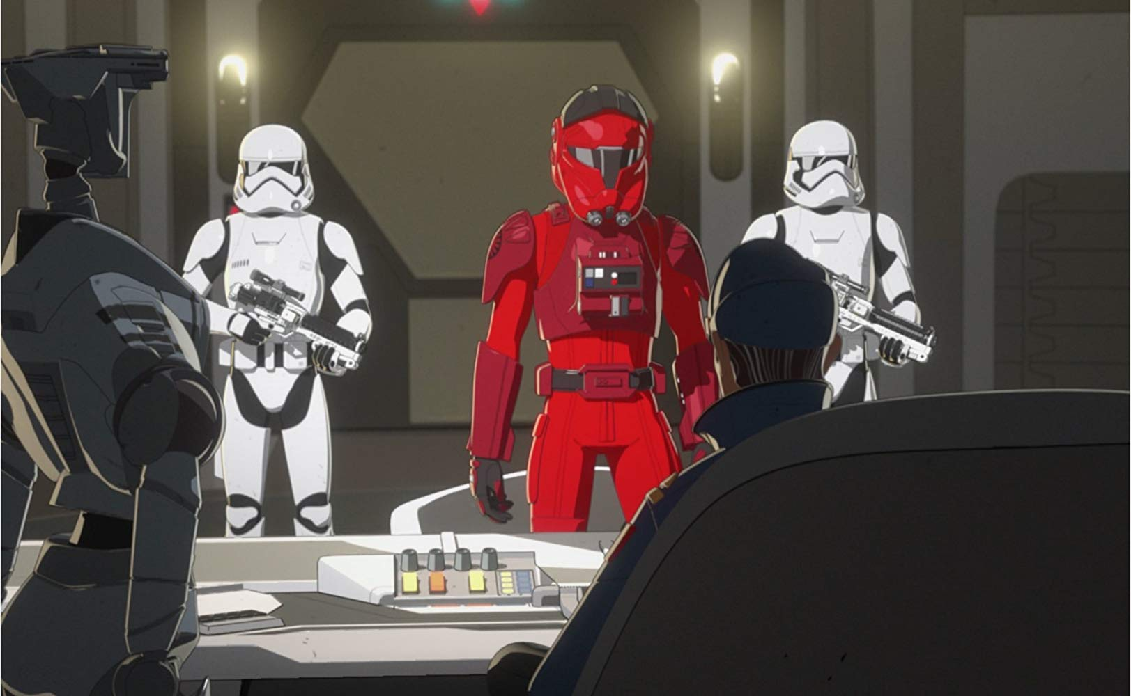 Star Wars Resistance - Season 1