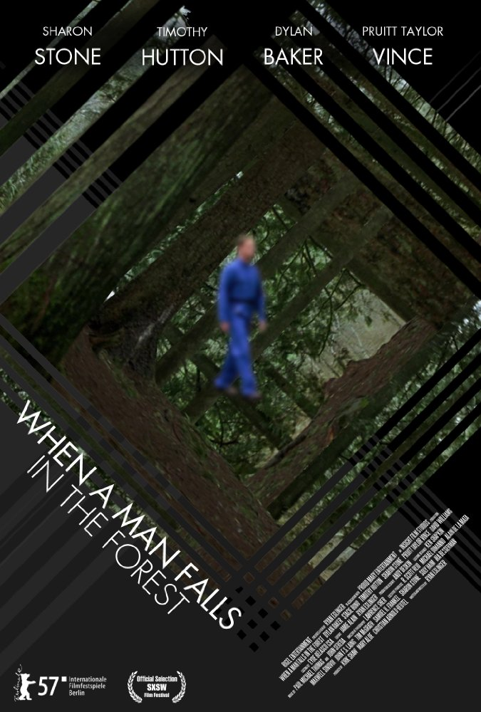When A Man Falls In The Forest