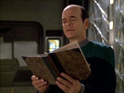 Star Trek: Voyager - Season 5 Episode 11: Latent Image