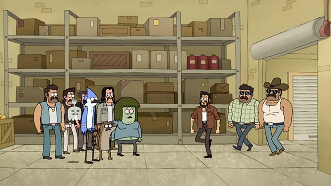 Regular Show - Season 4