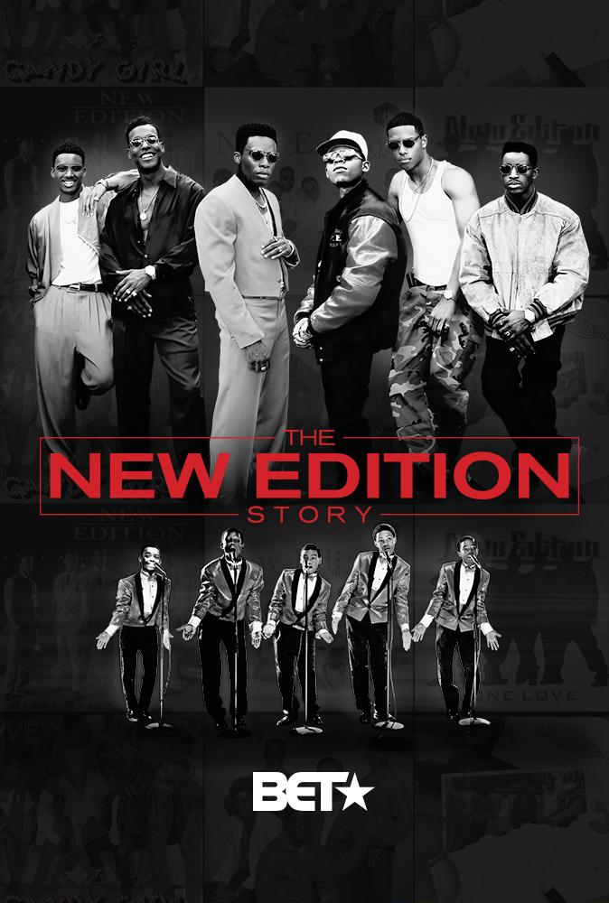 The New Edition Story - Season 1