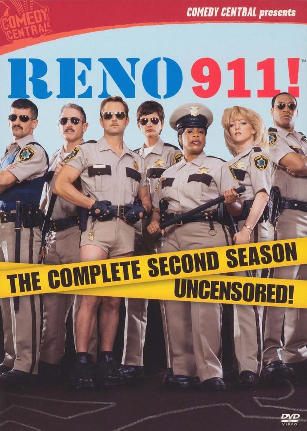 Reno 911! - Season 2 Episode 01: Dangle Gets Promoted
