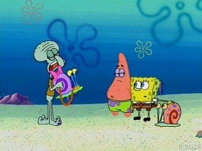 SpongeBob SquarePants - Season 3 Episode 29: The Great Snail Race