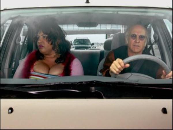 Curb Your Enthusiasm - Season 4 Episode 06: The Car Pool Lane