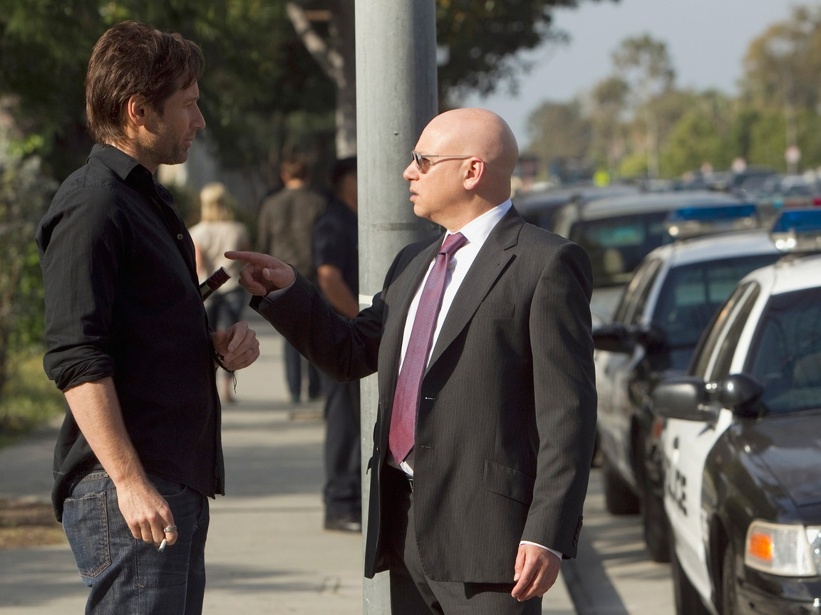 Californication - Season 4 Episode 1: Exile On Main St.