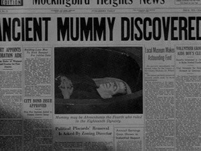 The Munsters - Season 1 Episode 32: Mummy Munster