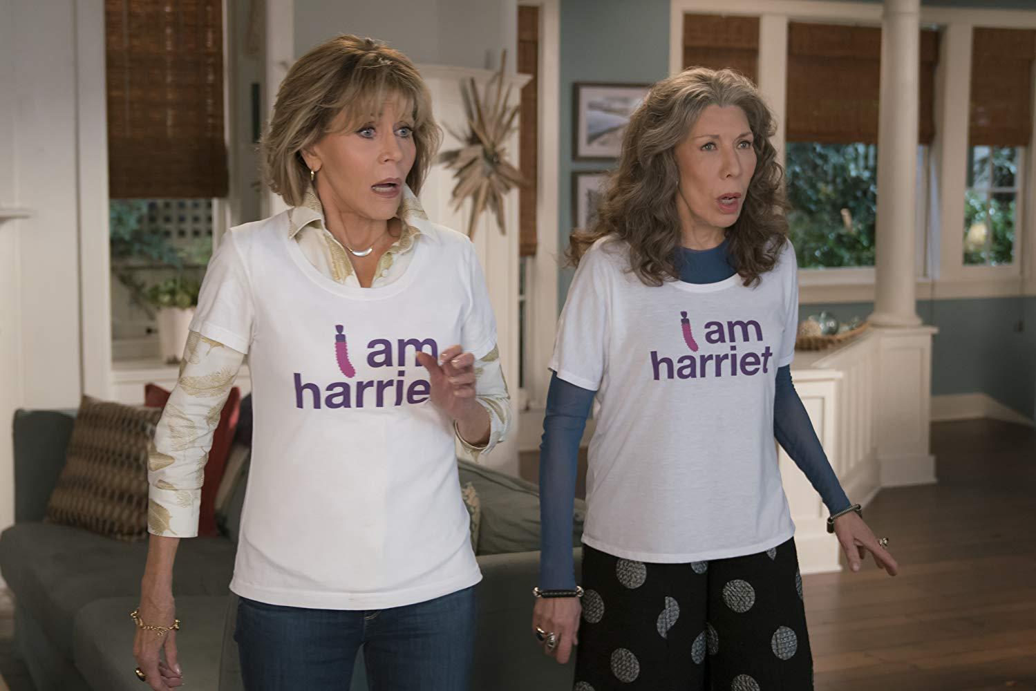 Grace and Frankie - Season 5