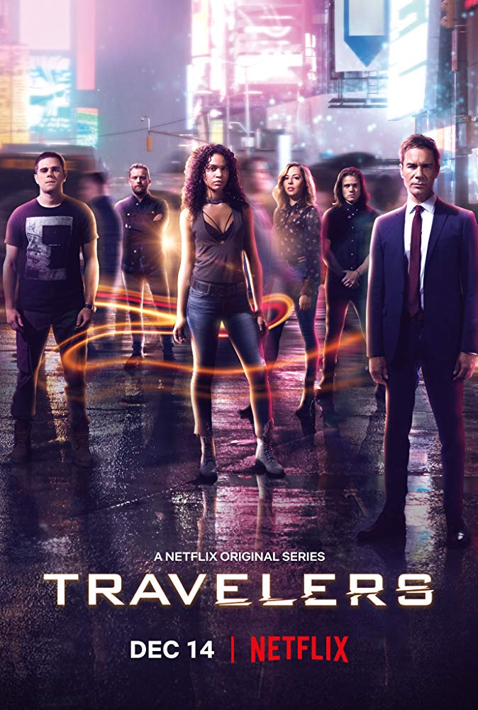 Travelers - Season 3