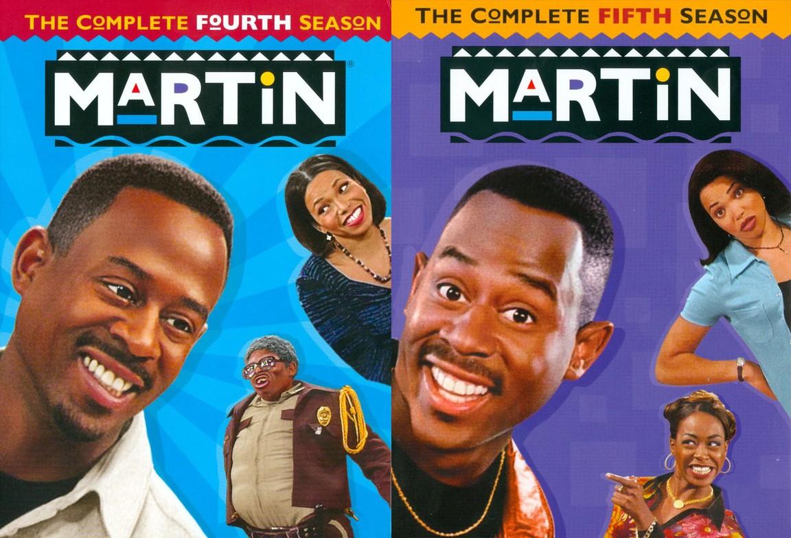 Martin - Season 4