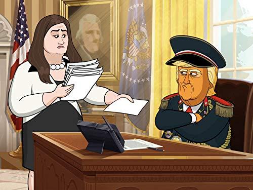 Our Cartoon President - Season 2