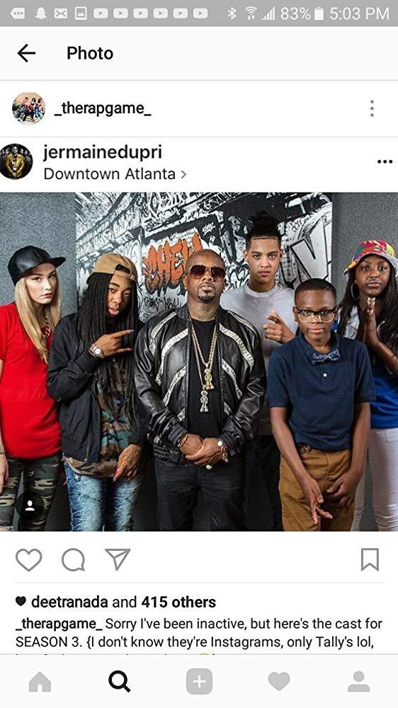 The Rap Game - Season 1