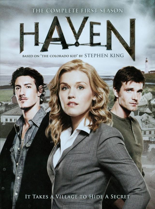 Haven - Season 1 Episode 07: Sketchy
