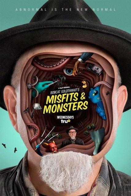 Bobcat Goldthwait's Misfits & Monsters - Season 1
