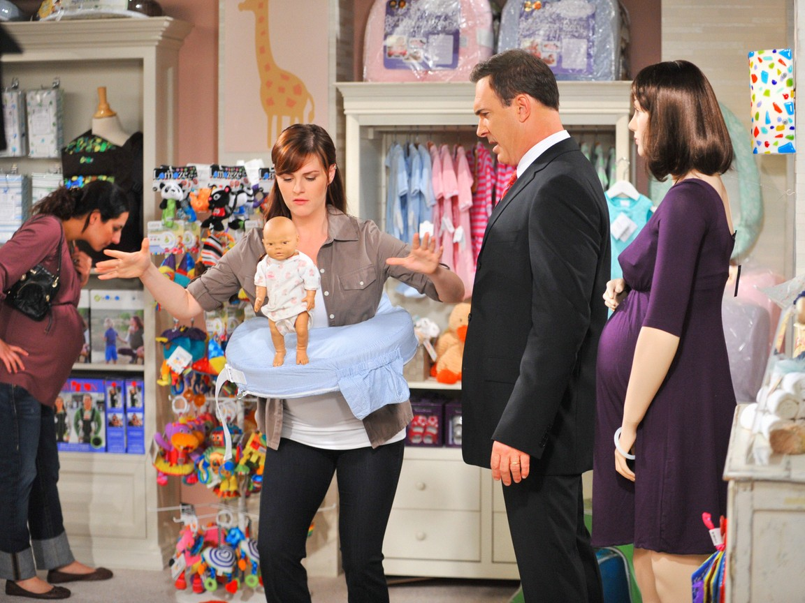 Rules of Engagement - Season 6 Episode 15: Audrey's Shower