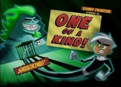 Danny phantom - Season 1