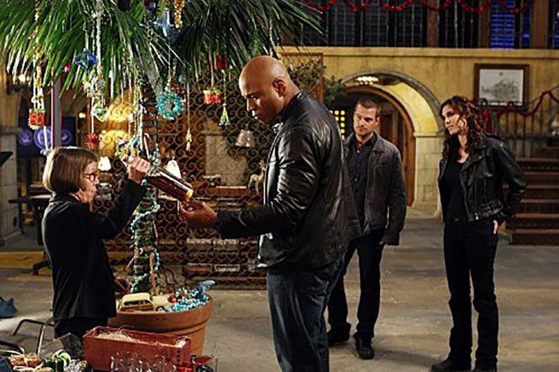 NCIS Los Angeles - Season 1 Episode 10: Brimstone