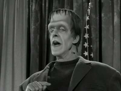 The Munsters - Season 1 Episode 21: Don't Bank on Herman