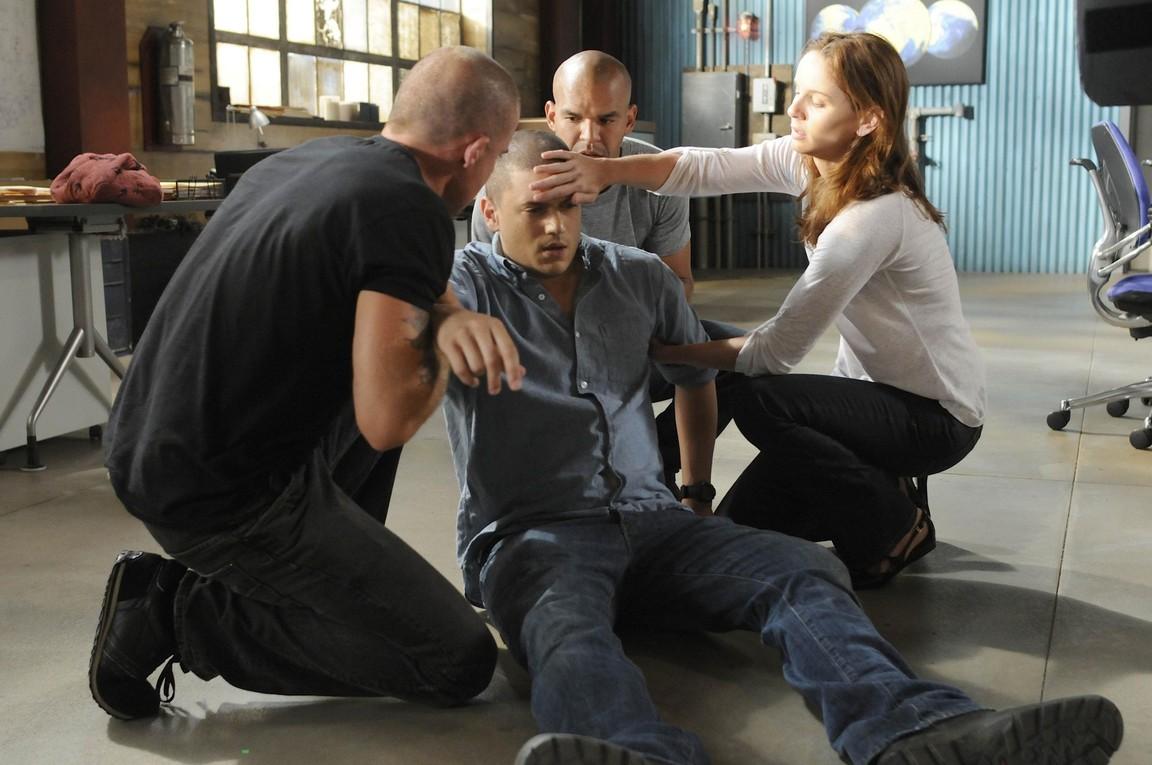 Prison Break - Season 4 Episode 10: The Legend