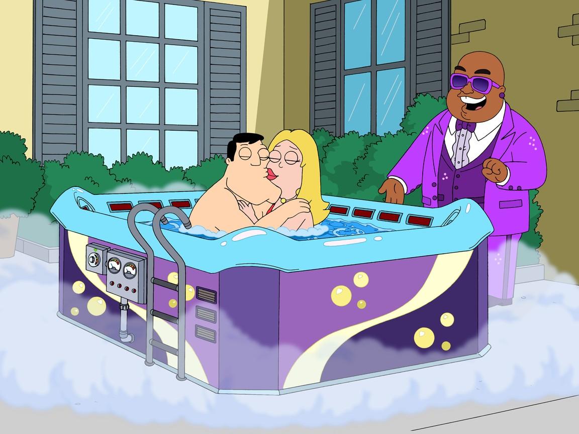 American Dad - Season 8 Episode 1: Hot Water