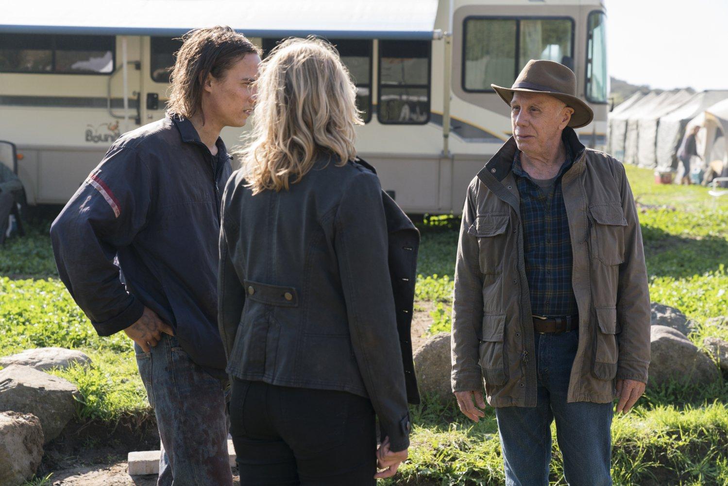 Fear the Walking Dead- Season 3