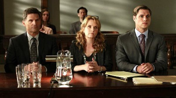 Switched at Birth - Season 1 Episode 29: The Trial