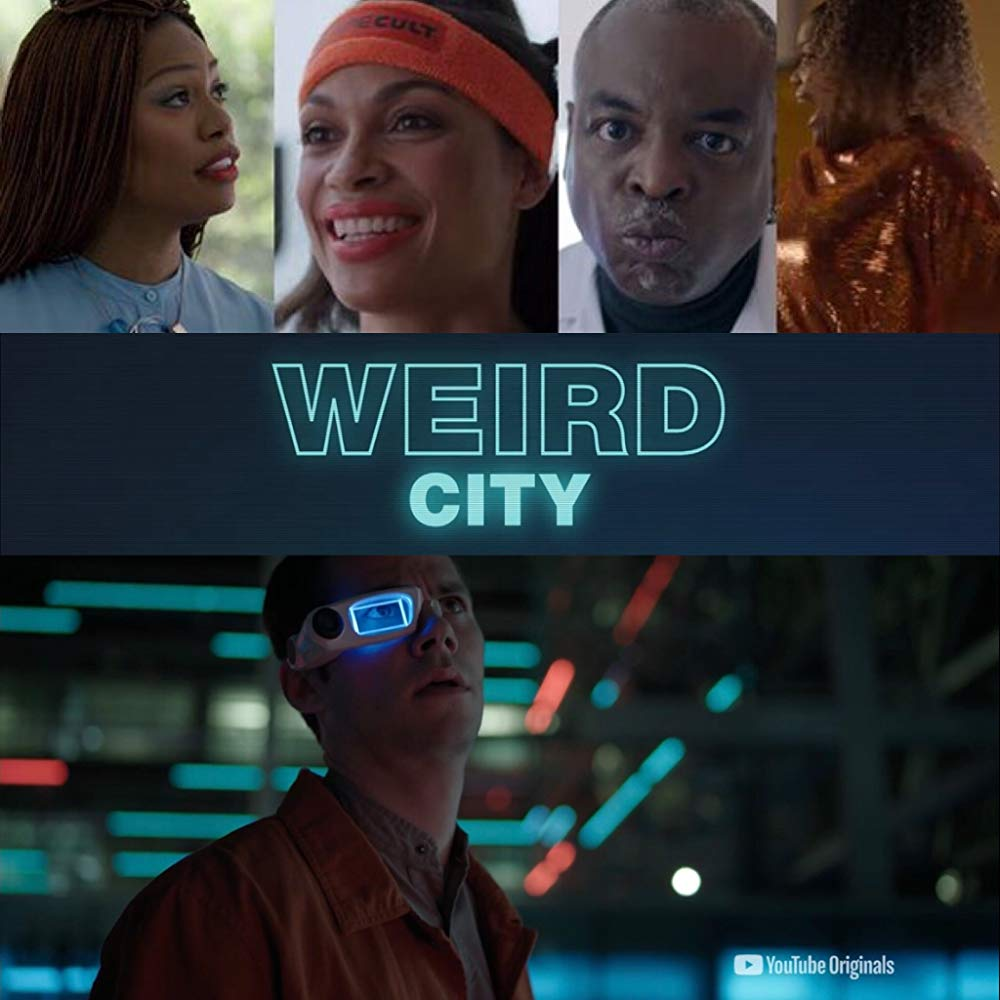Weird City - Season 1