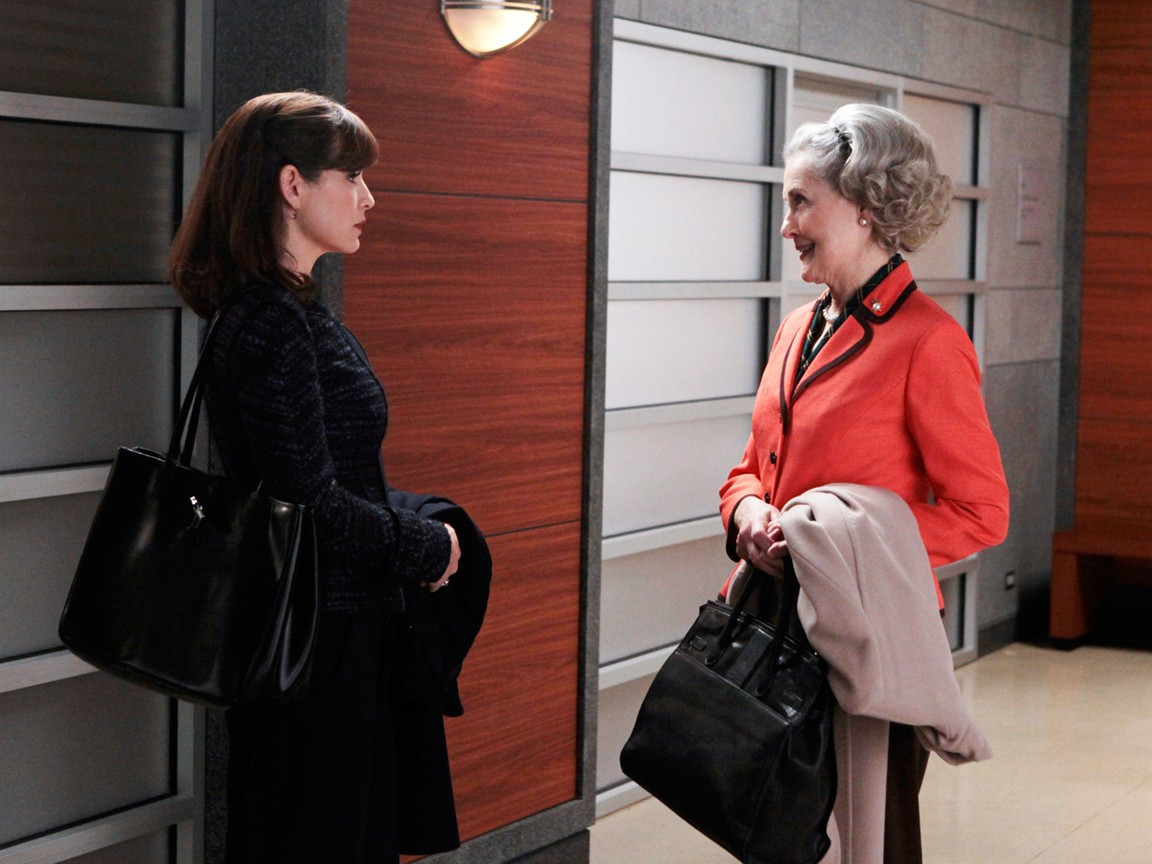 The Good Wife - Season 3 Episode 20 - Pants On Fire