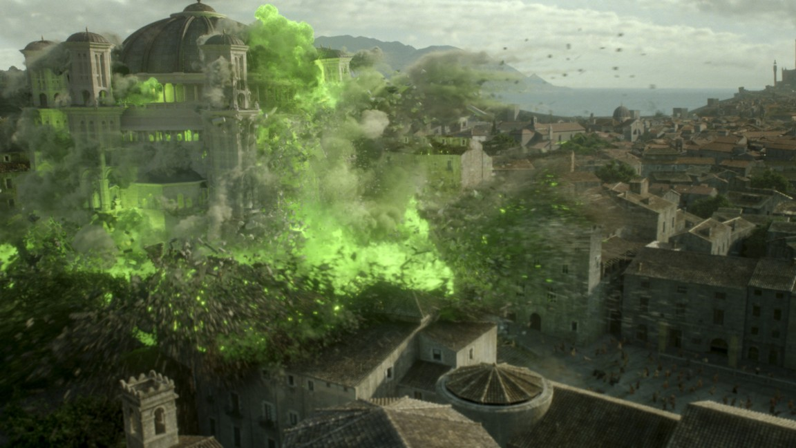 Game of Thrones - Season 6 Episode 10: The Winds of Winter
