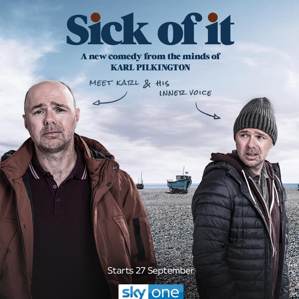 Sick of It - Season 1