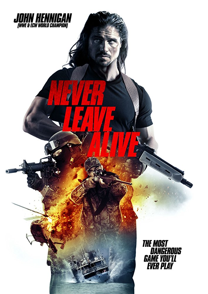 Never Leave Alive (The Most Dangerous Game)