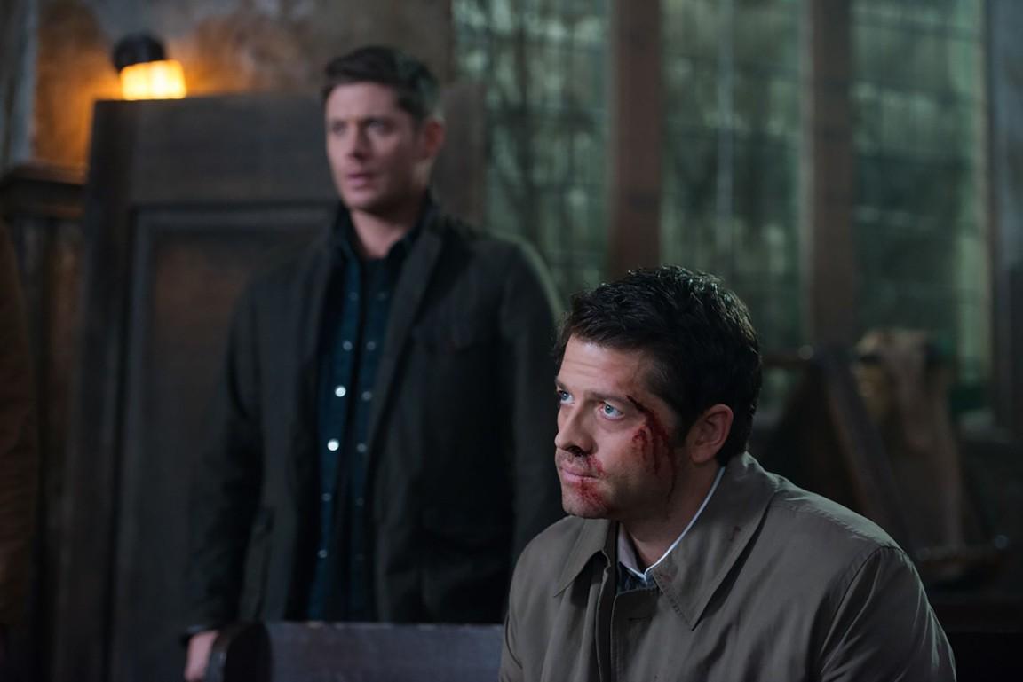 Supernatural - Season 12 Episode 10: Lily Sunder Has Some Regrets