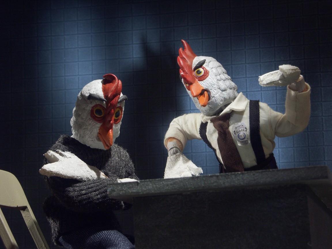 Robot Chicken- Season 3