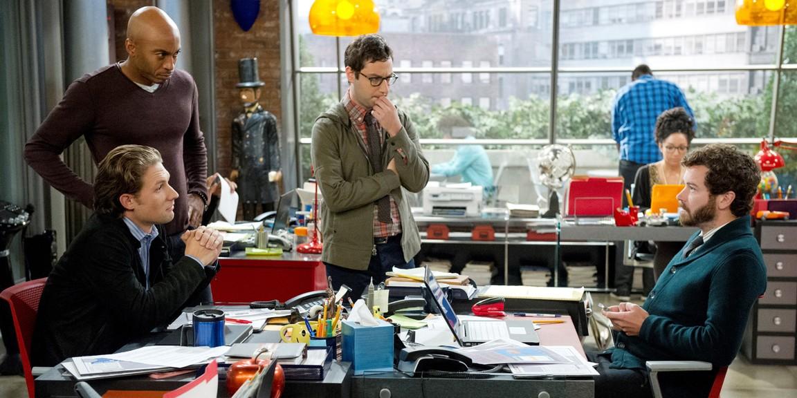 Men at Work - Season 2 Episode 04: Downshift