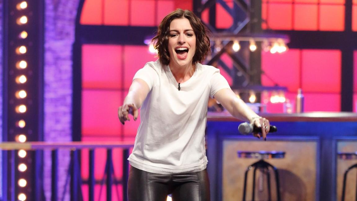 Lip Sync Battle - Season 1 Episode 03: Anne Hathaway vs. Emily Blunt