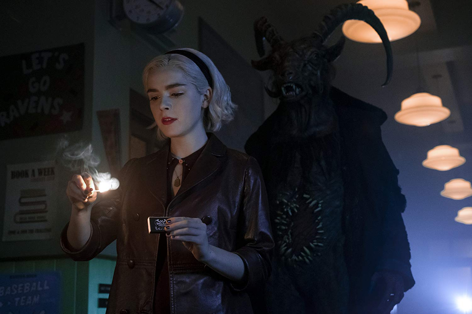 Chilling Adventures of Sabrina - Season 2