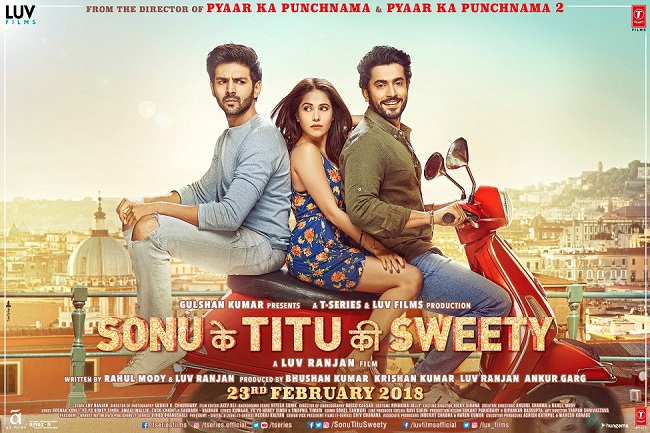 Sonu Ke Titu Ki Sweety [Audio: Hindi]
