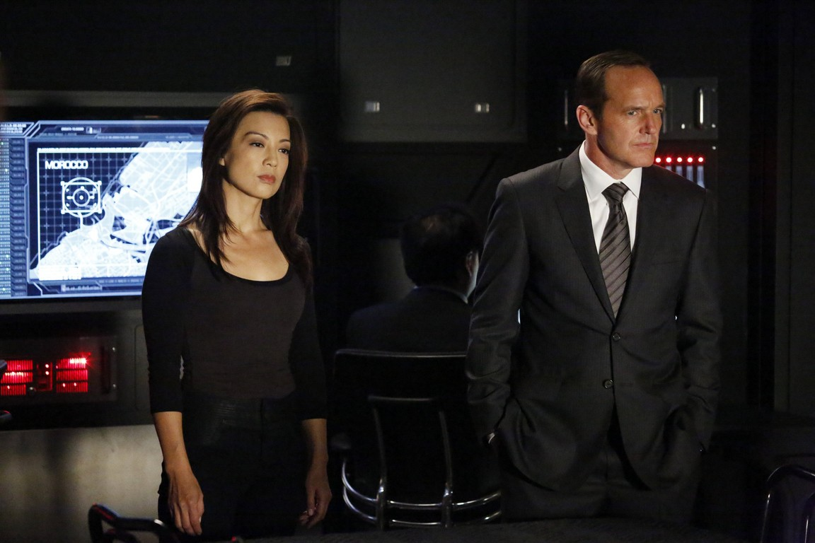 Marvel's Agents of S.H.I.E.L.D. - Season 2 Episode 03: Making Friends and Influencing People