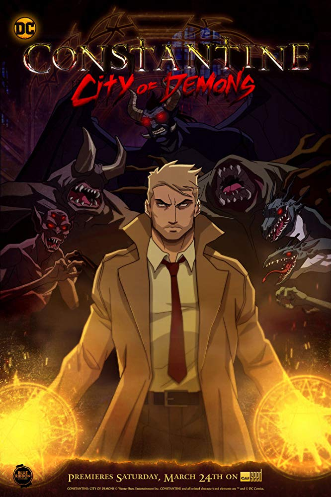 Constantine: The Legend Continues - Season 1