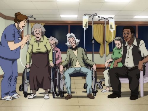 The Boondocks - Season 4