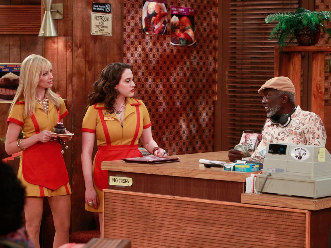 2 Broke Girls - Season 1 Episode 09: And the Really Petty Cash