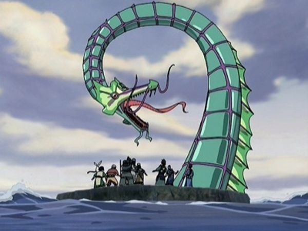 Avatar: The Last Airbender - Book 2: Earth Episode 12: The Serpent's Pass