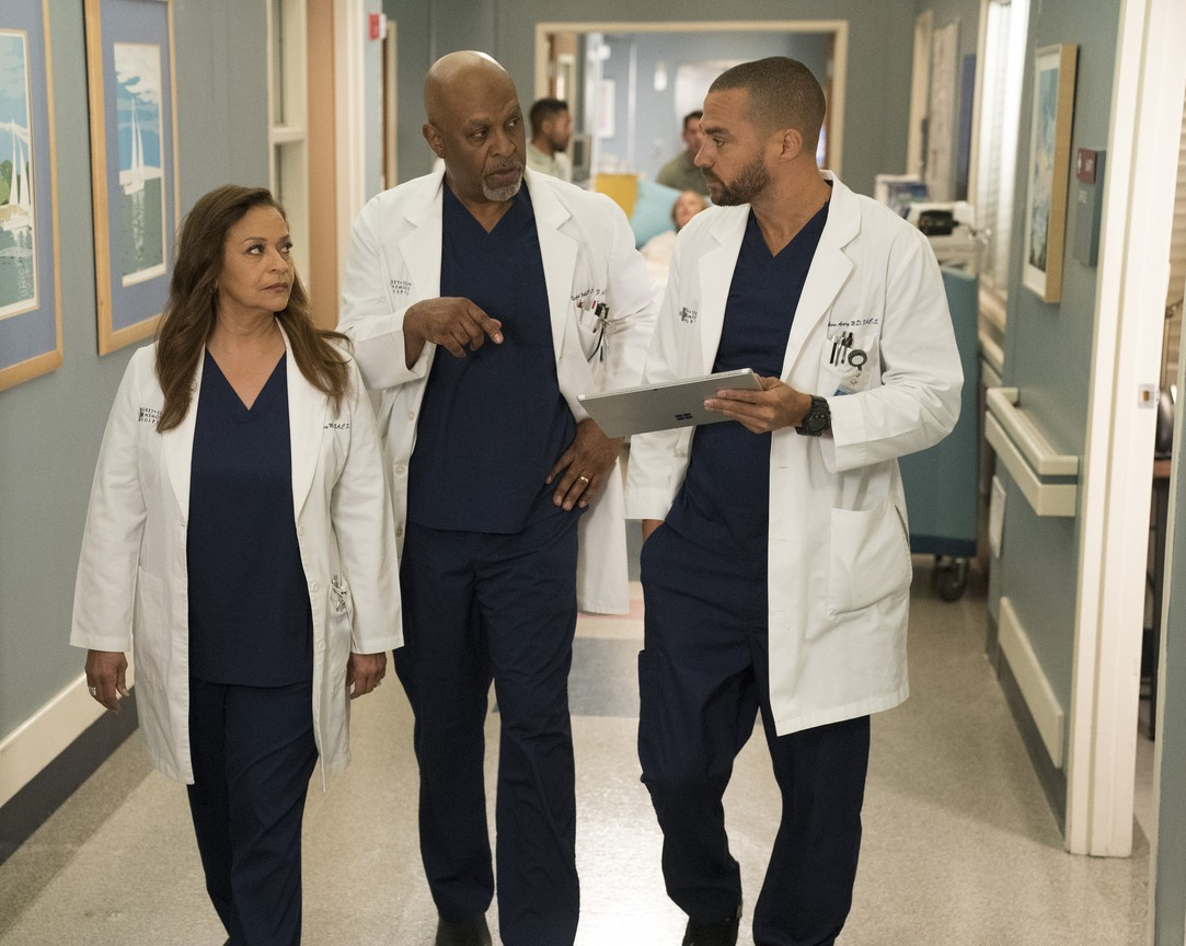 Grey's Anatomy - Season 14 Episode 16: Caught Somewhere in Time