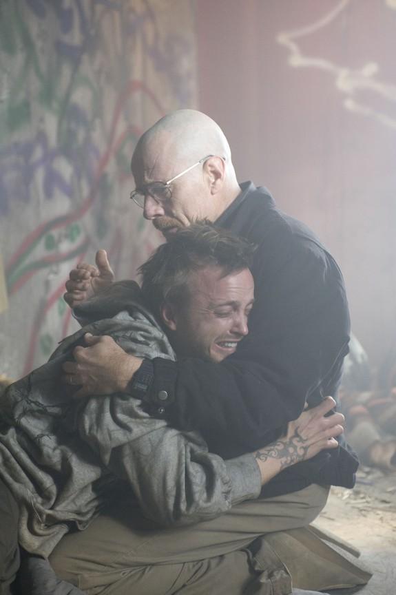 Breaking Bad - Season 2 Episode 13: ABQ