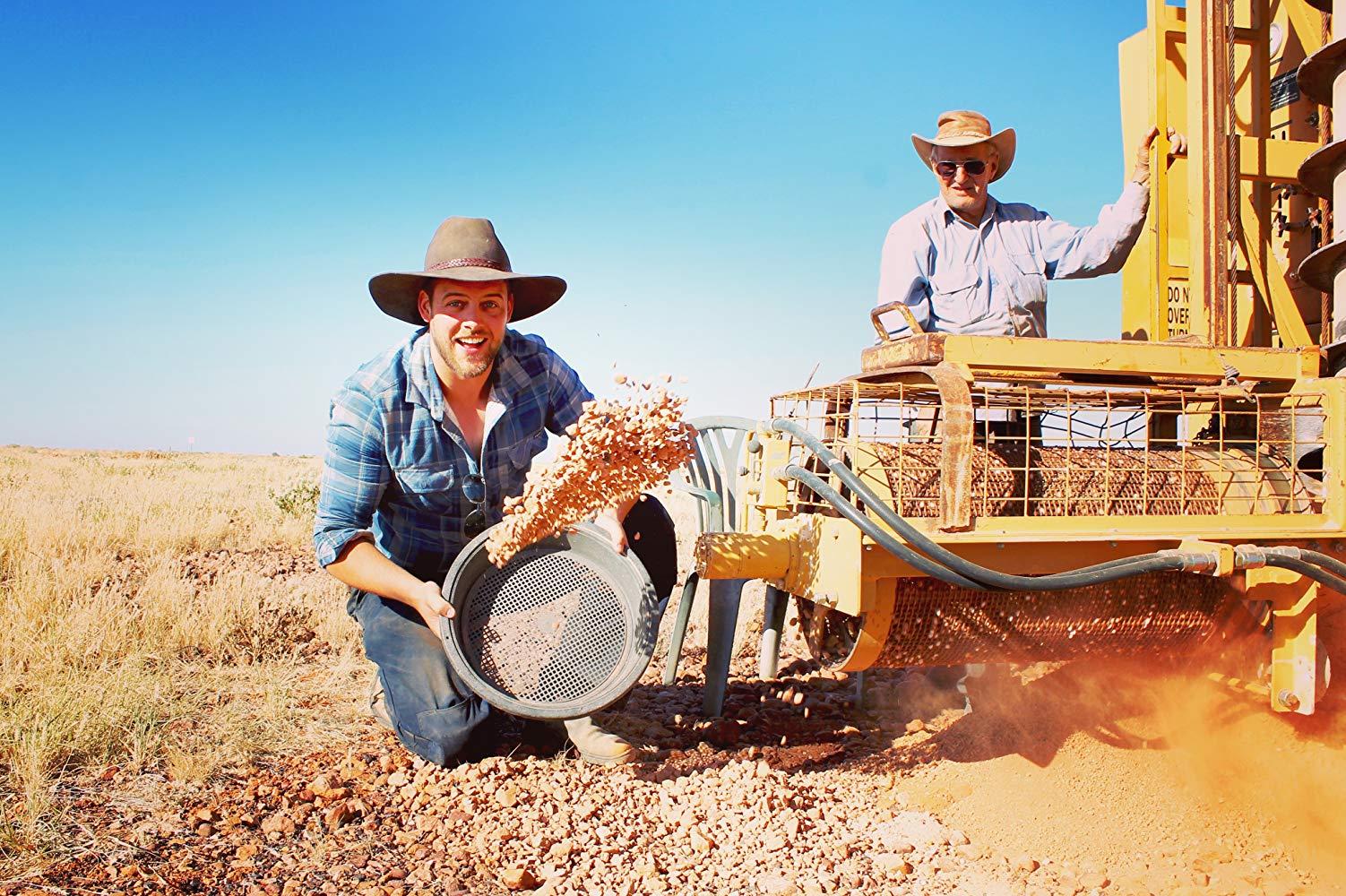 Outback Opal Hunters - Season 1